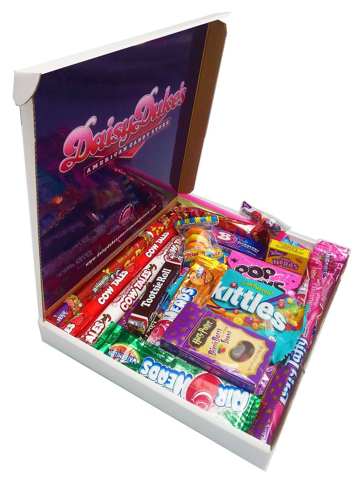 JACK'S SWEET TREATS SELECTION BOX - DAISY DUKE'S AMERICAN CANDY STORE: Amazon.co.uk: Grocery