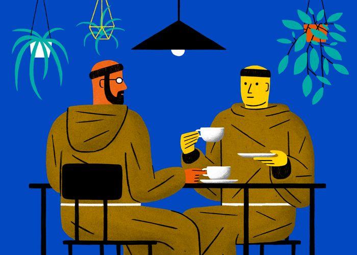 ¿Sabías que capuchino viene de los monjes capuchinos? ¿Y que el *denim* debe su nombre a la ciudad francesa de Nimes?