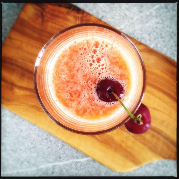 health break | succo di pompelmo rosa, melone, lime e pera