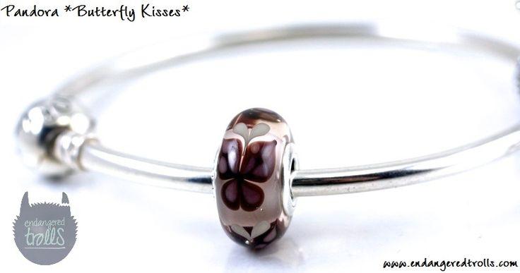 Pandora Butterfly Kisses