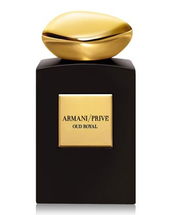 Prive Oud Royal Intense Fragrance by Giorgio Armani at Neiman Marcus. #parfum