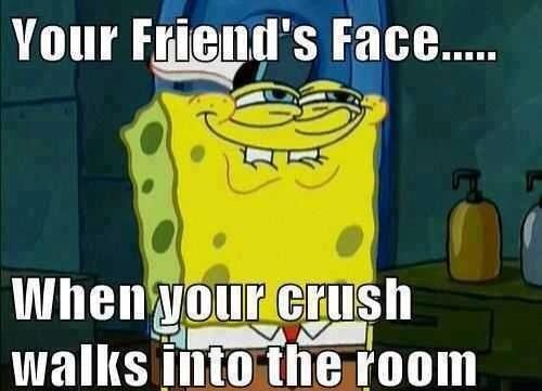 Your Crush #Crush, #FunnyMemes, #Your