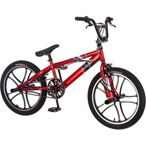 "Mongoose 20"" Boys' Rebel Freestyle Bike"