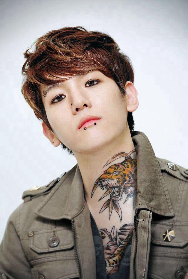 114 best kpop idol edits piercings and tattoos images on pinterest