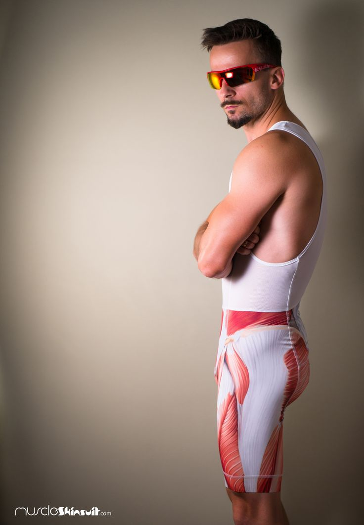 https://flic.kr/p/NwAPBt | bib short - muscleskinsuit | more info about this product on: muscleskinsuit.com/Muscle_cycling_kit
