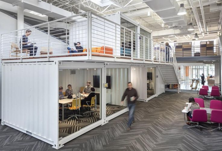 Top 25 Ideas About Shipping Container Office On Pinterest