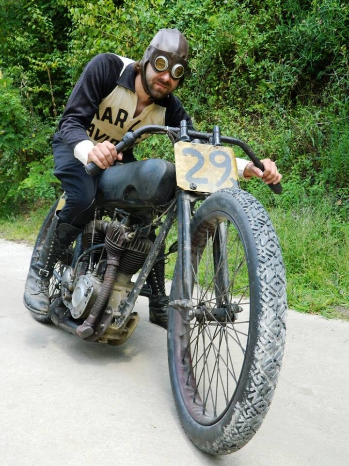 """""""29x"""". This 1924 Harley Davidson FHAC Twin-Cam Factory ..."""