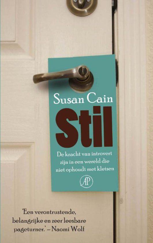 bol.com | Stil, Susan Cain