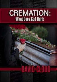 Free E-book: This book documents the growing popularity of cremation in western society and examining what the Bible says about this practice. - Interesting!