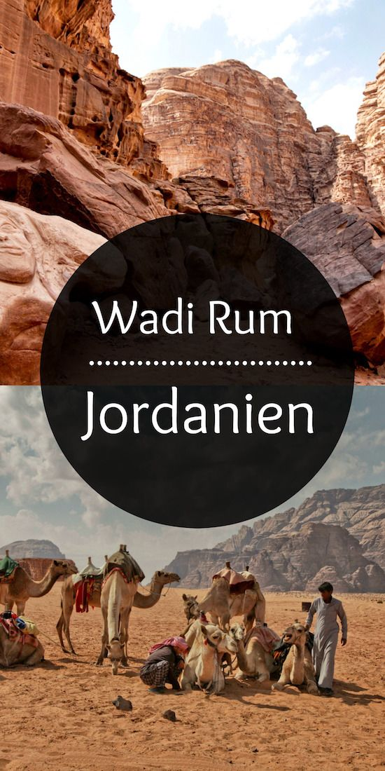 Zauber der Wüste im Wadi Rum, Jordanien