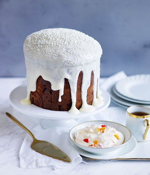 Kulich recipe by Catherine Adams :: Gourmet Traveller