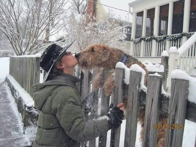 The Best Kiss Ever!