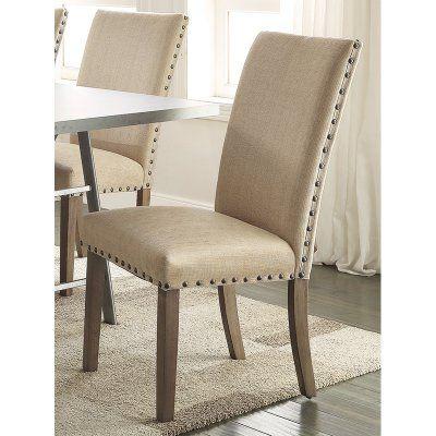Coaster Furniture Webber Side Dining Chair Set Of 2 En