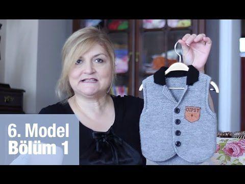 6. Model (1/5) ● Örgü Tasarım - YouTube