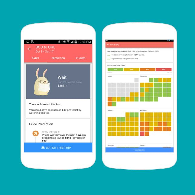 5 Best Apps of the Week: The Best Airfare Price Predictor + More via Brit + Co.