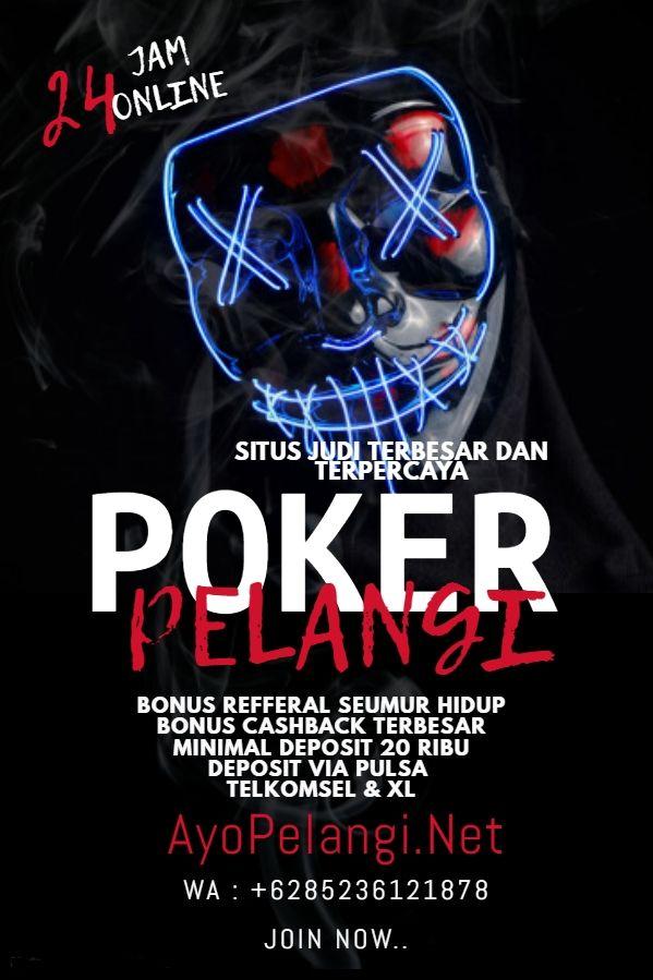 Pin On Situs Poker Pelangi Terpercaya
