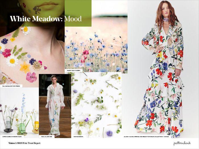 Vision 1: Spring/Summer 2019 Print Trend Report | Patternbank