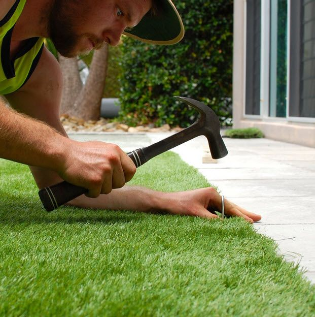 If you are looking for a reliable and professional #turflaying solution in North Ryde, then look no further than Absolute Green Life Gardening.