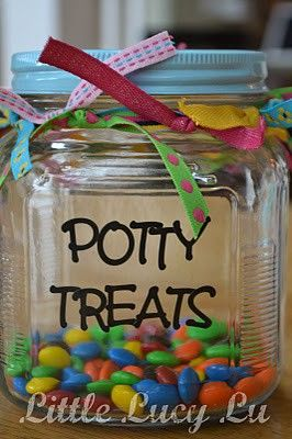 Potty Rewards- super cute