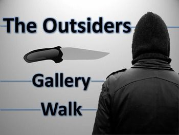 literary analysis the outsiders I have used the outsiders with my seventh grade classes as the major literary analysis unit i have also used the outsiders as a grammar unit and as a way of teaching reading strategies.
