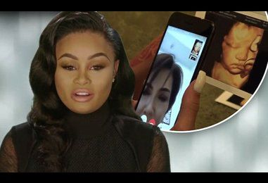 Blac Chyna talks about having Kris Jenner as her future mother-in-law