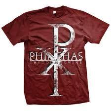 Phinehas band merch