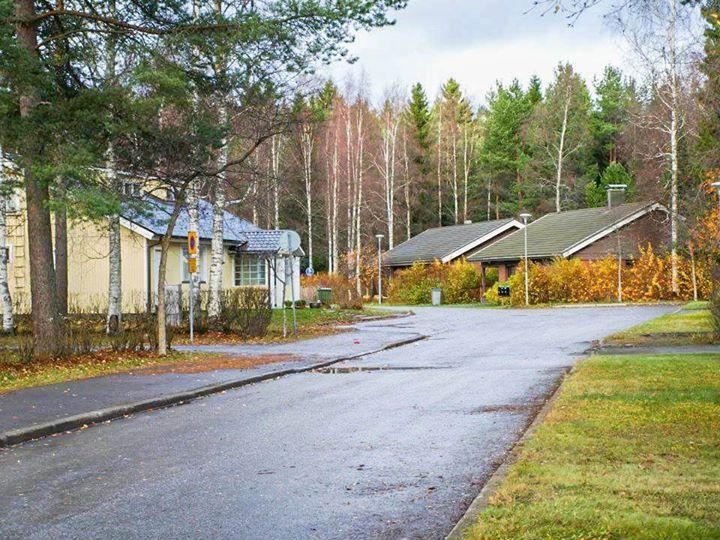 Finlandia jesienią