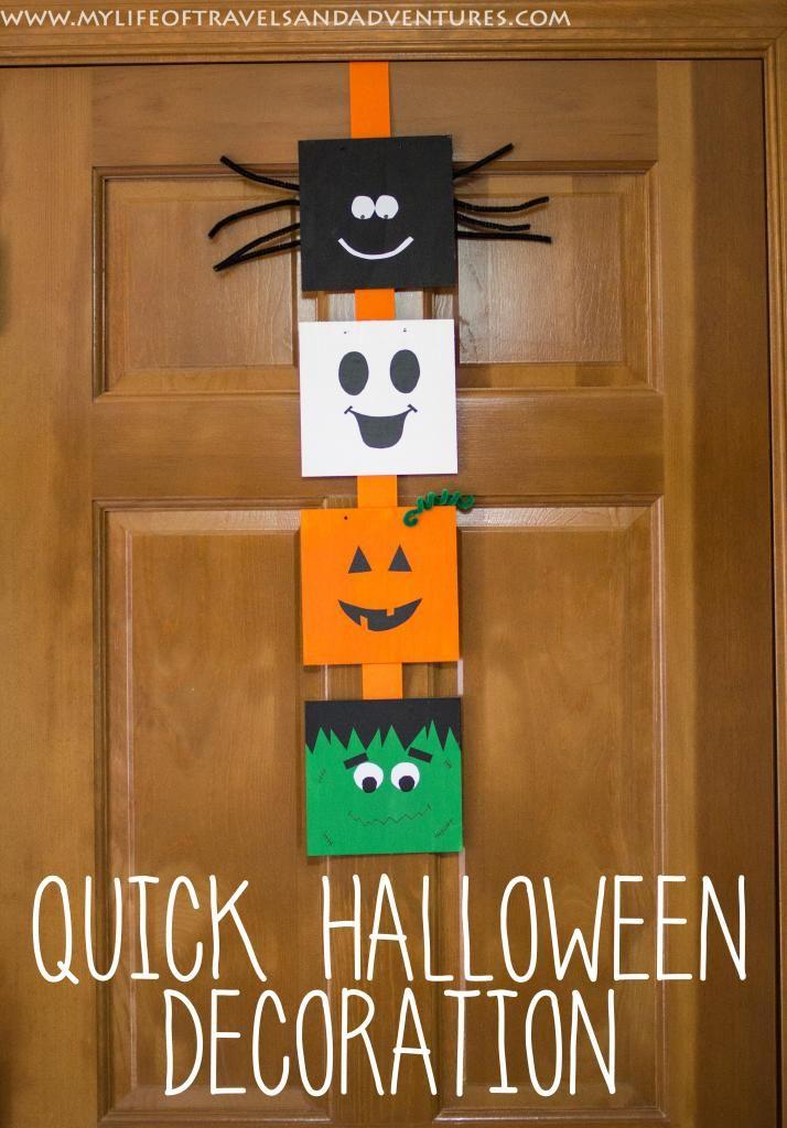 Best 25+ Halloween monster doors ideas on Pinterest