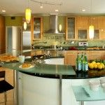 Open Kitchen Design Photos