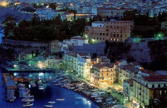 Beautiful Sorrento Italy