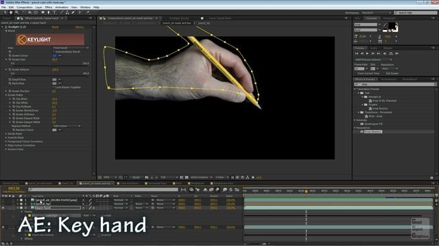 In this short breakdown, Chris Barrett, creator of MochaBlend C4D, show the steps he took to create his finished Pencil & Cube project.  Learn more about MochaBlend  - http://www.imagineersystems.com/products/partner-products/mochablend_c4d/