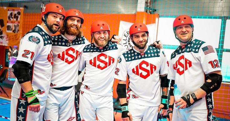 Team USA Men's Roller Derby announced their World Cup roster this week.