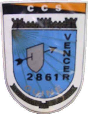 Companhia de Comando e Serviços do Batalhão de Caçadores 2861 Guiné 1969/1970