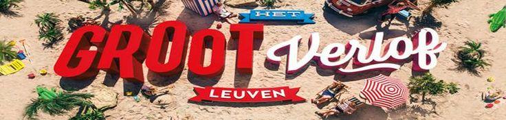 Volledige programma 'HET GROOT VERLOF – LEUVEN' bekendgemaakt