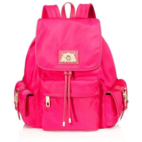 Juicy Couture Malibu Nylon Backpack Duffle BagsBackpack