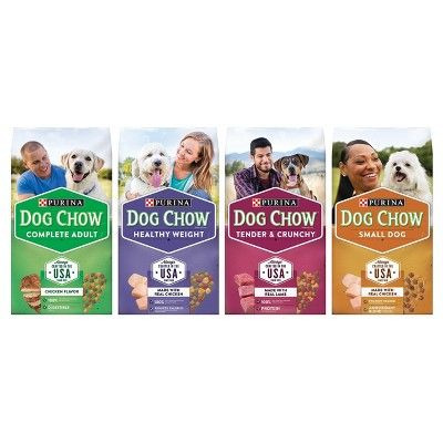 Purina Dog Chow Light & Healthy Adult - Dog Food - 16.5lb Bag