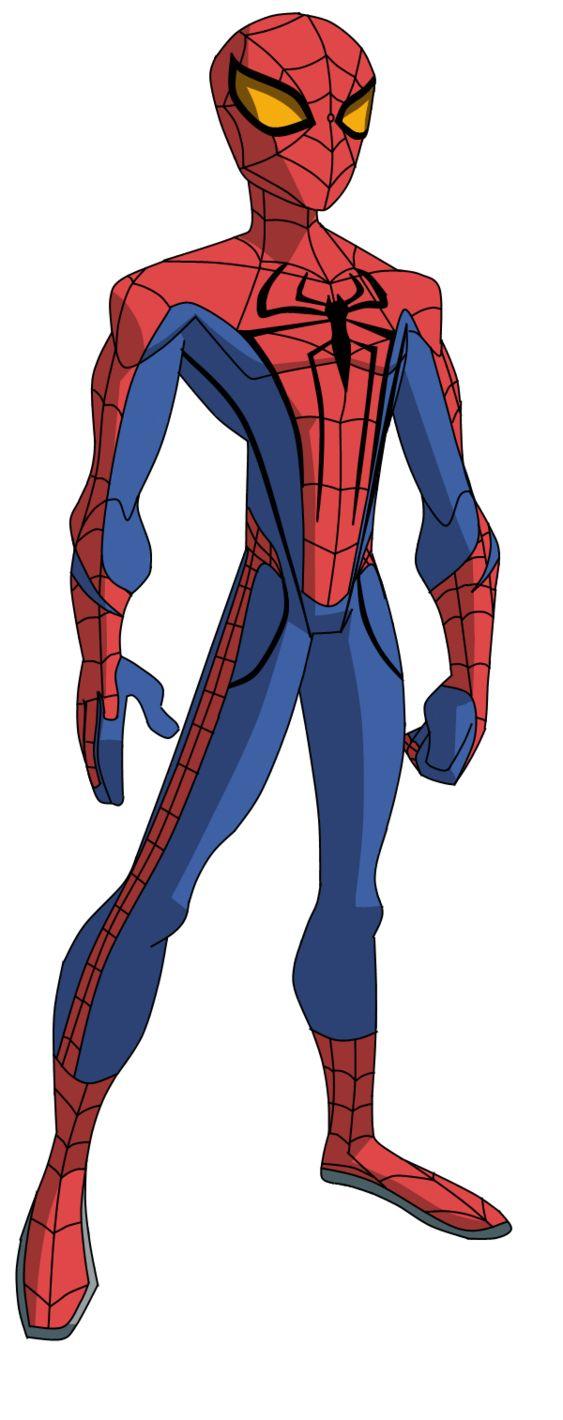 spectacular spider man nude