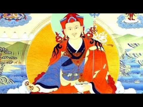 Padmasambhava Guru Rinpoche mantra   Om Ah Hum Vajra Guru Padma Siddhi H...