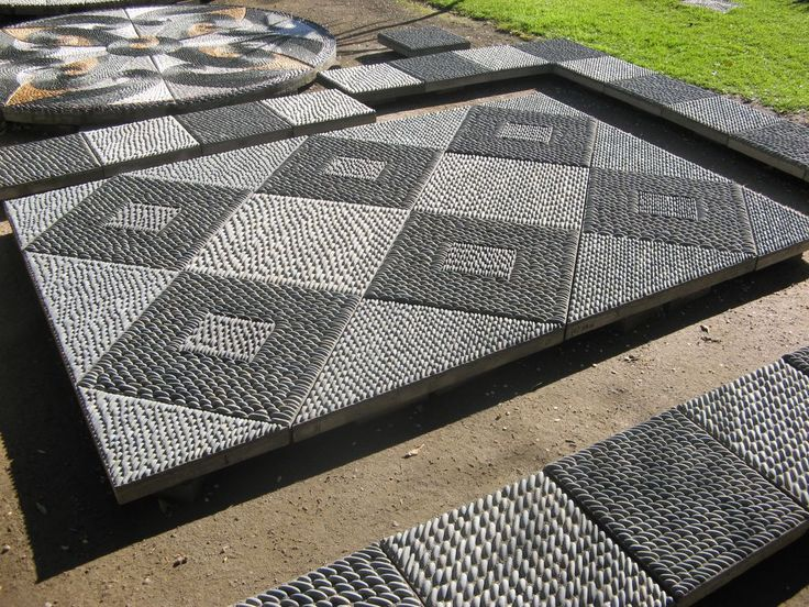 My Art Is A Burning Fire In My Heart: John Boticau0027s Pebble Mosaics (Part