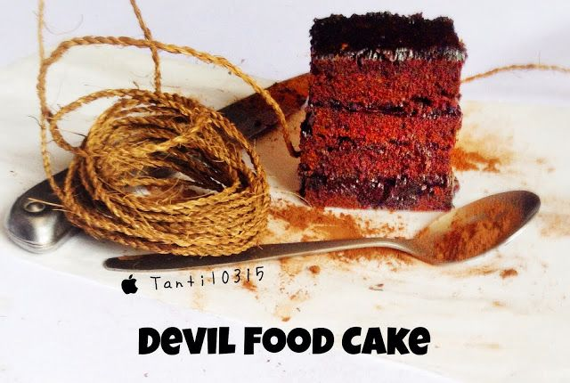 DiNeAt: Devil Food Cake