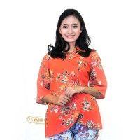 Batik Trusmi Blus Batik Cirebon Kantor Tulis Orange Bunga IDR.125.000  *bahan: Katun Halus *size: M, L & XL *pilihan warna: Orange ----------------------------------------------------------------------------- Info Order, hubungi Team Marketing Online kami [Open Reseller & Dropship] --> Phone/SMS/Whatsapp/Line : Dian : 081564690003 | PIN BB: 57FA23DC Linda: 085864040786 | PIN BB: 57E93563 Gina : 089665271943 | PIN BB: 79FCA1A9 Viny : 085724290097 | PIN BB: 56F40C1A
