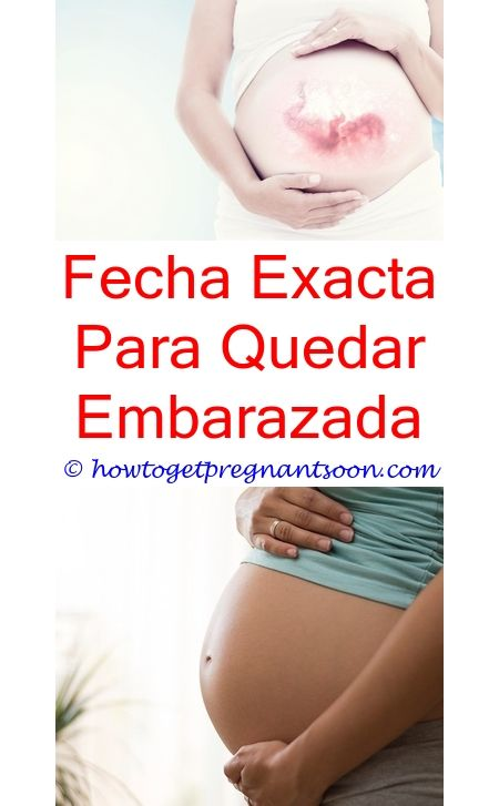 que posibilidad hay de quedar embarazada despues de la menstruación