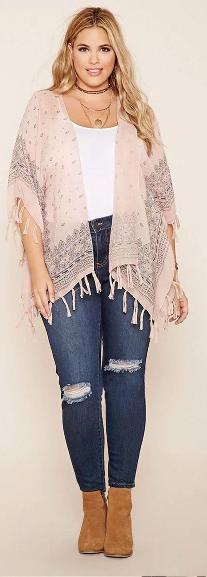 25 Best Plus Size Images On Pinterest Fashion Ideas Modeling And Mooi Printing Premium Sweater Top Unicorn S 90 Charming Summer Casual Work Outfits For That Should You Copy