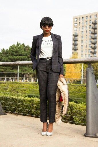 Monday Chic Behaviour  #ootd #2piece #classic #suits #zara #ladiesfashion