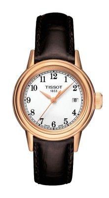 Tissot Carson Lady Quartz T085.210.36.012.00