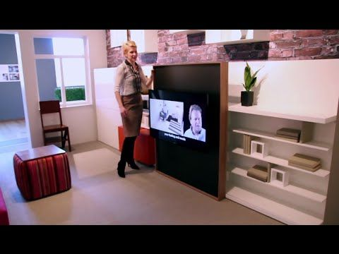 Interior Design Tips -  Making the Top of a TV Lift Cabinet by Jon Peters - YouTube