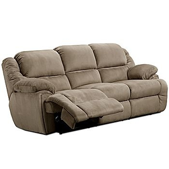 Overstuffed Recliner Sofa They Have This One Available In A More Slate Gray Color Which Is What