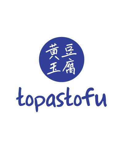 #logo: vegan food based on tofu