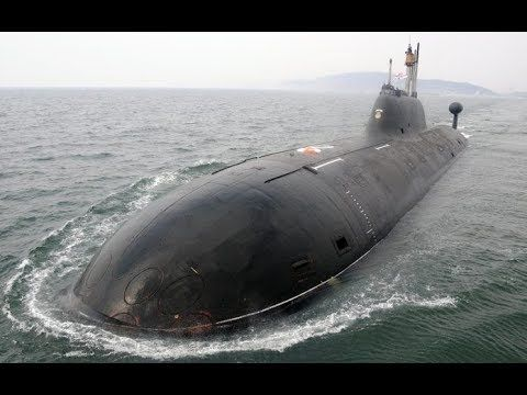 India's only nuclear submarine damaged in accident