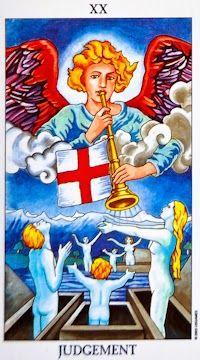 """Tarot Reading With """"TIRTHANKAR"""": Tarot Card Interpretation & Meaning - (20) Judgmen..."""